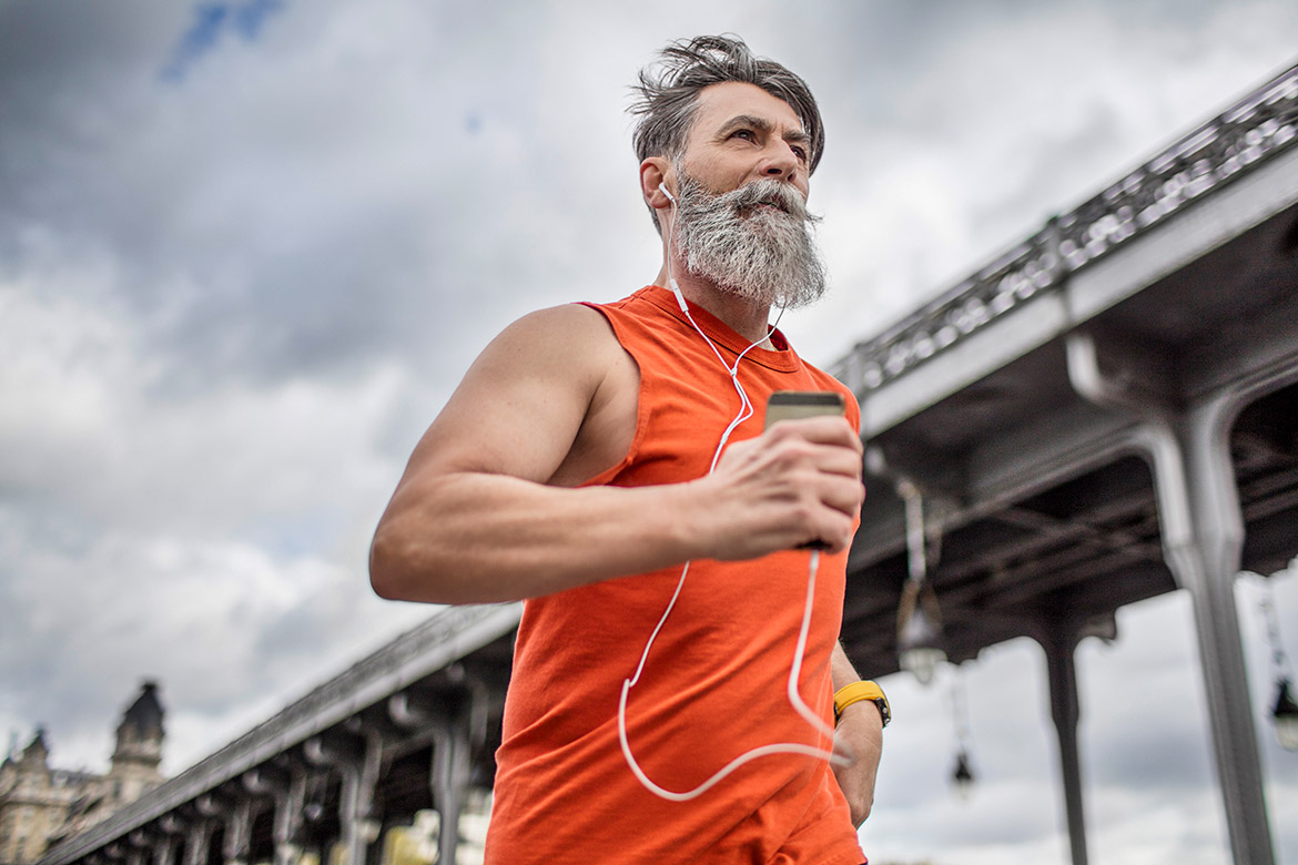 Health | How To Stay Active When You're Not 30 Anymore