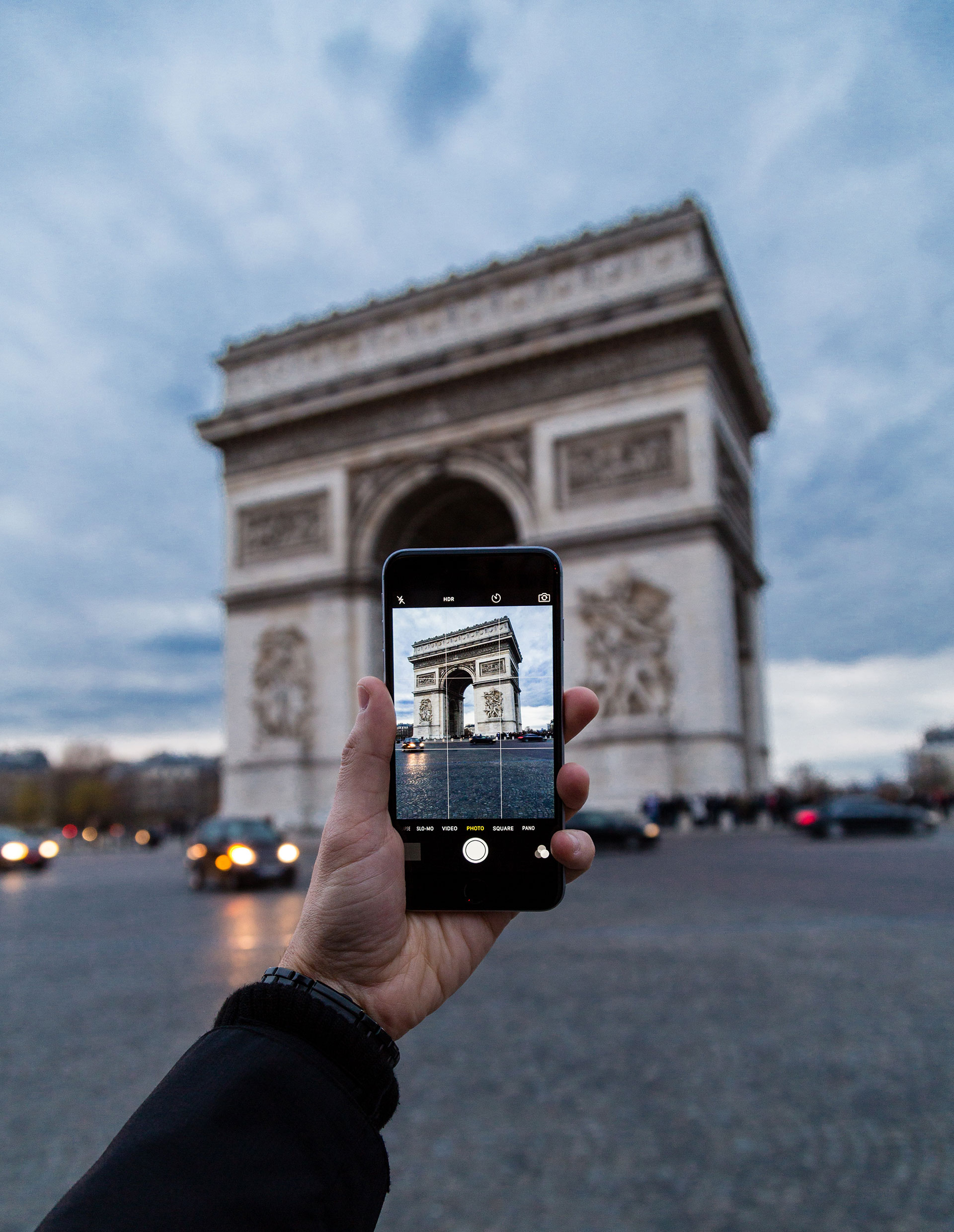 How to take Travel Photos in Paris