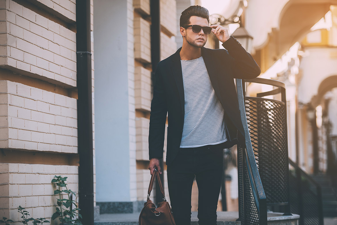 Traveller fashion for men: What to pack on a weekend away